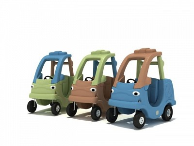 Carrito PLAY-YL-QC002